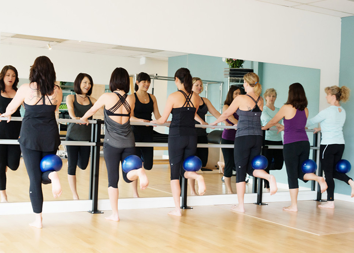 Barre group fitness